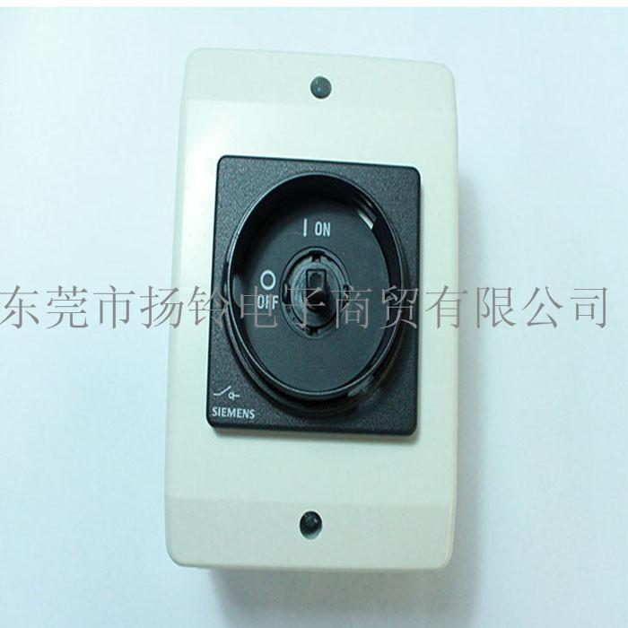 DEK265 印刷机电源开关