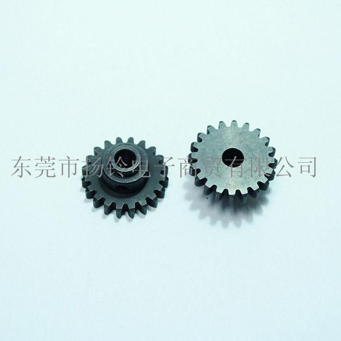 富士FUJI CP6 贴片机配件 平板皮带轮小齿轮