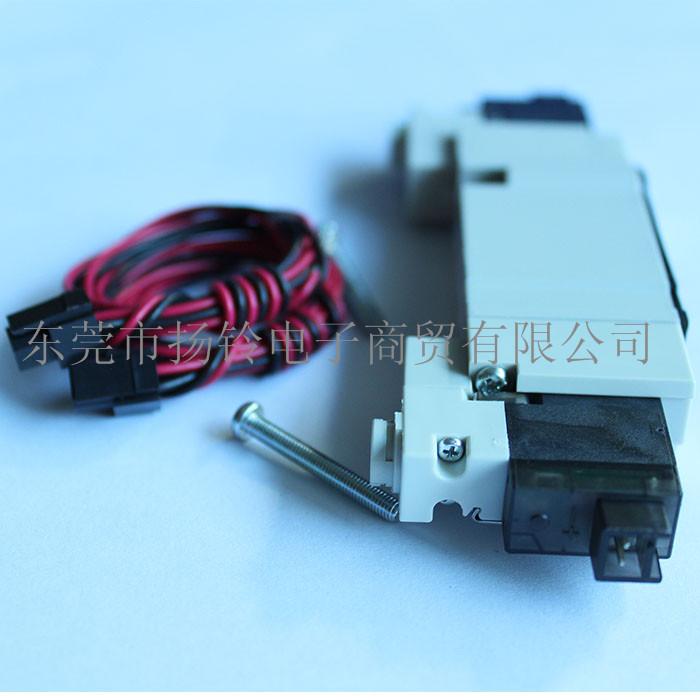 H1067C FUJI CP643ME 电磁阀 A12PD25-P 富士SMT贴片机配件