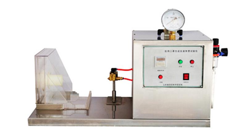 新扬铃代理销售JGH-KZ-105 聚广恒医用口罩合成血液穿透试验仪