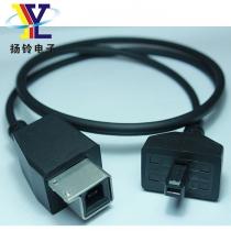N510028646AB 九松 CM402 CM602电源线KME贴片机配件