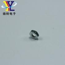辽宁NM6040001SC JUKI 飞达配件螺母