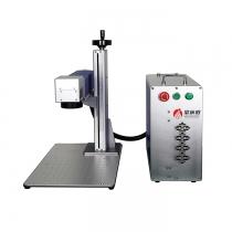 JGH-106-1 聚广恒20W光纤桌面分体激光打标机