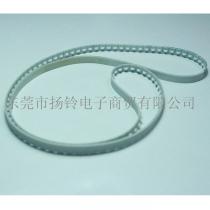 740MM带齿钢丝皮带 SMT贴片机配件