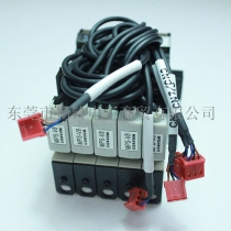 40001266 JUKI 2060电磁阀 原装 SMT贴片机配件