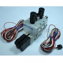 CSQL0240 F10M2AJ-24W-F10T2 F10T2-PS3贴片机电磁阀 二合一 SMT贴片机配件