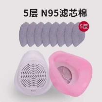 新扬铃电子代理销售聚广恒硅胶口罩
