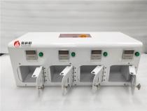 新扬铃电子代理销售聚广恒第三代四工位锡膏回温机