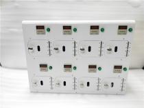 新扬铃电子代理销售聚广恒第三代八工位锡膏回温机